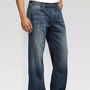 Lucky Brand 181 Dungaree Low Rise Bootcut Jean